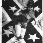 Auburn coed Betty Hughey was the Katherine Webb of 1958