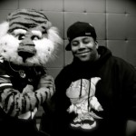 Kenan Thompson and Aubie