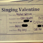 'Call Me, XOXO': Auburn Phi Mu says Singing Valentine to Cam Newton started as a joke, but the invitation to formal still stands