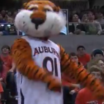 Auburn Basketball student section does the 'Harlem Shake' at the Auburn-Florida game