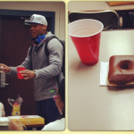 Cam Newton brings donuts to class 'since it was Thursday'
