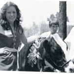 That time a cow won Miss Auburn