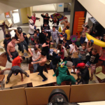 [UPDATED] Auburn students shoot 'Harlem Shake' video at student center