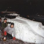 That time Auburn students turned a friend's car into the Batmobile during Blizzard of '93