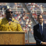 The Photos From The 1986 A-Day Game Will Bo Your Mind