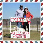 Auburn Ag students hosting 'Kiss the Goat' contest for The Cam Newton Foundation