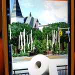 AU app that includes Toomer's Corner rolling game available for download; game could get 'Updyke' upgrade