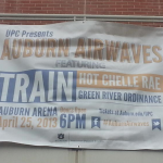 Auburn UPC announces Train as headliner for Auburn Airwaves Concert at Auburn Arena