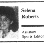 [UPDATED] Selena Roberts, Auburn student journalist