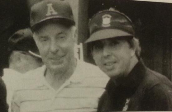Joe DiMaggio Auburn hat