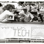 Great photos from Auburn's 1972 Wreck Tech Parade