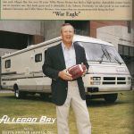 Auburn coach car endorsements of yesteryear