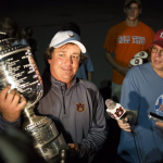 Jason Dufner and his Auburn shirt bring Wanamaker Trophy back to Auburn