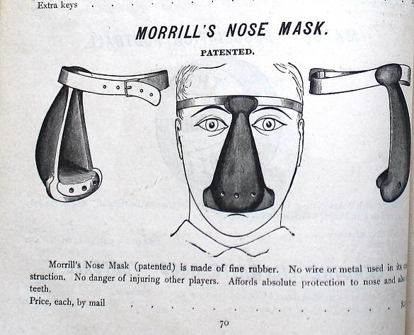 nose guard 1892