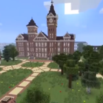 Take a virtual tour of Auburn's campus with the magic of 'Minecraft'