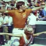 Rare video from the 1970 Auburn-Tennessee game