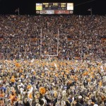 Auburn wins, Words fail: Auburn philosophy professor Kelly Jolley relives the _______ of the Iron Bowl