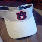 'Holy crap what have I done!' Auburn fan who stole Gus Malzahn's visor issues apology, wants to return the hat