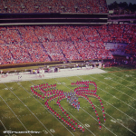 Jordan-Hare Stadium used in Twitter ad for 'The Amazing Spider-Man 2'