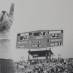 The eternal final second of the 1982 Iron Bowl