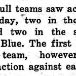 Turquoise Tigers: Auburn wore 'Somewhat Greenish Blue' jerseys for the 1941 A-Day game
