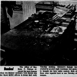 Back in the early 70s, bombs were <i>actually</i> going off on Auburn's campus—kinda