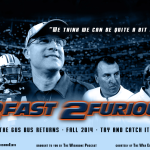 Download your 2 Fast 2 Furious Auburn Football Desktop Background here #AuburnFast