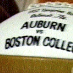 VIDEO: Auburn accepts invitation to the 1982 Tangerine Bowl, beats Boston College, hangs out at Disney World
