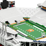 One-of-a-kind Jordan-Hare Stadium LEGO kit up for sale
