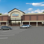 As Kroger expands, we look back at the first and most recent artist renderings of the legendary Auburn grocery store