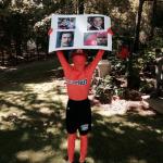 Gus Malzahn, Blind Ref are your first Auburn costumes of the Halloween season