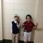 Six-year-old Auburn fan dresses up at Gus Malzahn for school's Celebrity Day