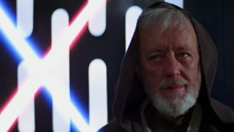 """""""If you strike me down, I shall become more powerful than you can possibly imagine."""""""