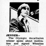 That time Bruce Jenner came to <s>the University of Alabama</s> Auburn University