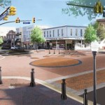 Lighting system may turn new Toomer's Corner orange and blue during football games