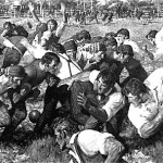 That time Auburn played its first football game—in 1888
