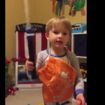 'Ever to concrete': Four-year-old fan sings the Auburn fight song with hilarious misheard lyrics