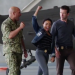 Watch a Navy SEAL do a huge 'War Eagle!' cheer on 'NCIS: New Orleans'