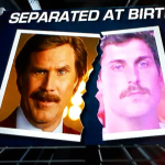 VIDEO: Mustache Guy profiled on 'Tide and Tigers Today'