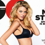 On To Victoria's Secret: Angel Martha Hunt was model Auburn fan at 2015 Iron Bowl