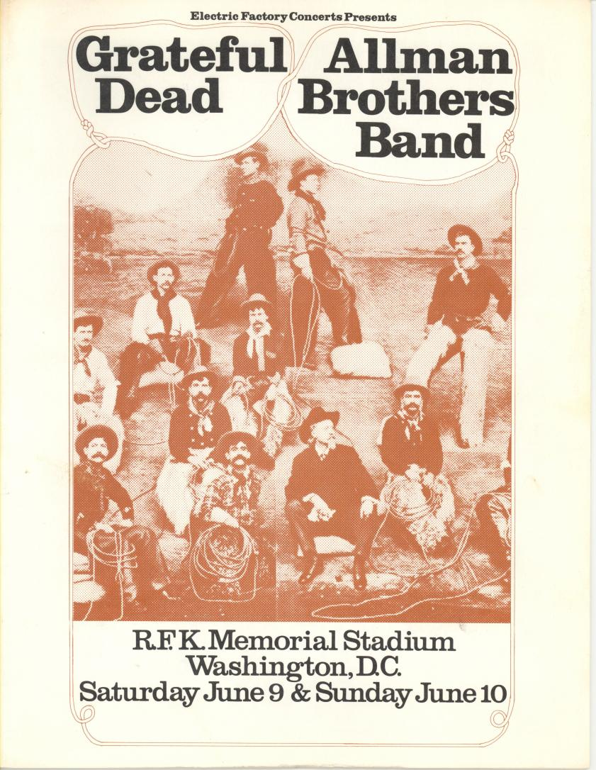 RFK Stadium, 1973