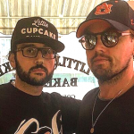 Leonardo DiCaprio reps Auburn in New York City, eats cupcakes