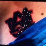 Bama grads forced to get Auburn (temporary) neck tattoos, say 'War Eagle' on Tosh.0