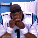 Dentist: Cam Newton has saved flossing