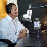 Chizik talks chicken, life