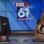 VIDEO: Connecticut news anchors indignant over Papa John's purist choosing Auburn over Yale—and New Haven pizza