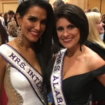 War Eagle Weather Woman Ashley Gann vying for title of Mrs. International tonight