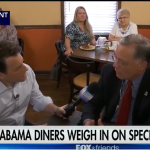 It's War Eagles vs. Roll Tides on Fox News segment on Alabama special election shot in Prattville