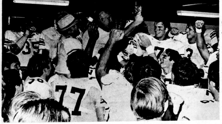 Auburn won the huge 1971 Georgia game because 'the night before kind of ticked everybody off'