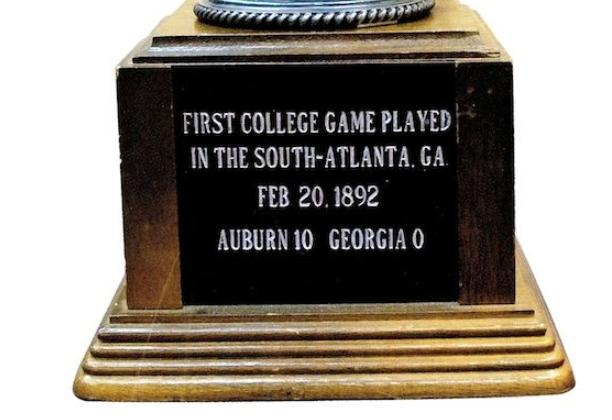 It's Pronounced Jordan: Time to rebrand the Auburn-Georgia rivalry?